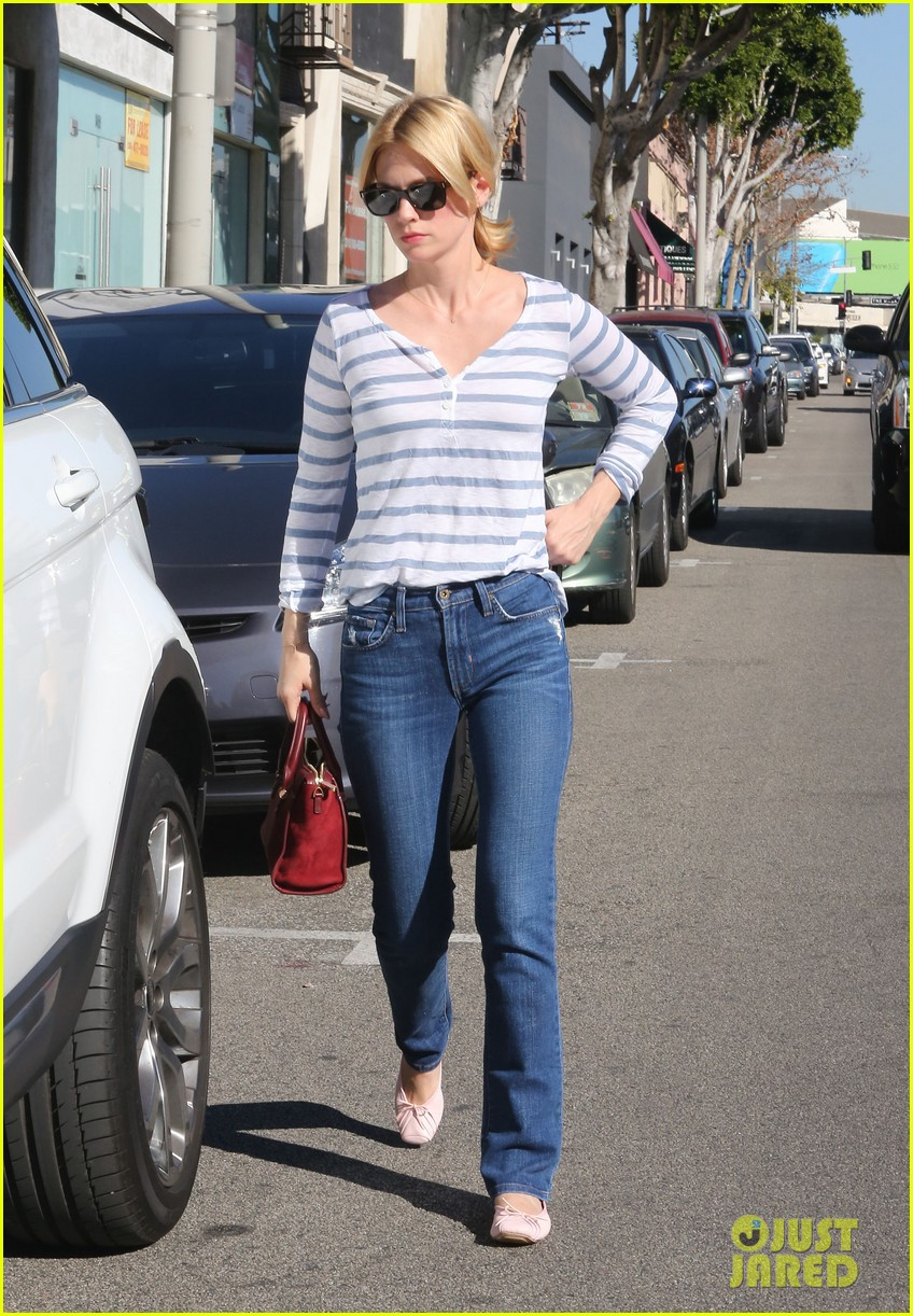 january jones buys home improvement supplies 173031749