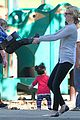 january jones joins instagram rides swings with xander 08