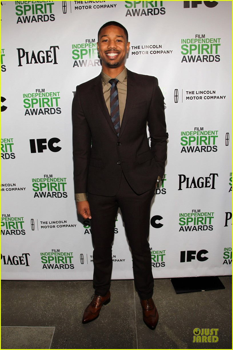 michael b jordan melonie diaz spirit awards nominees brunch 013028068