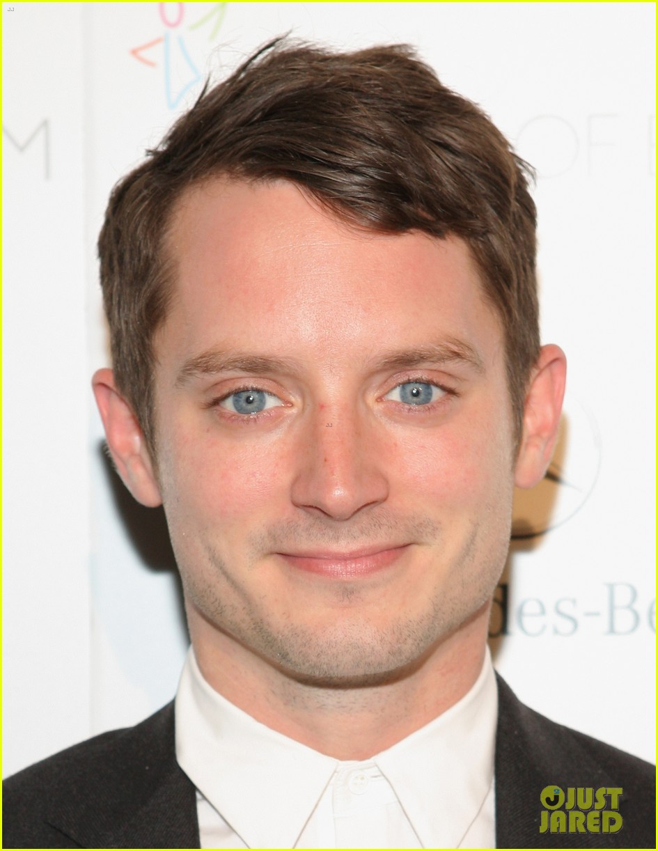 justin bartha elijah wood art of elysium heaven gala 073028643