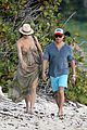 stacy keibler st barts stroll with boyfriend jared pobre 05