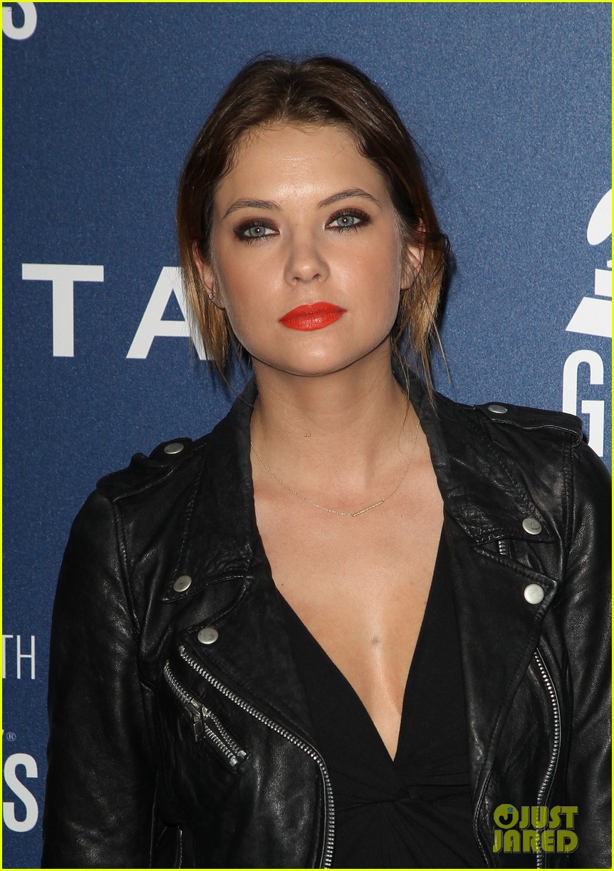 anna kendrick ashley benson delta airlines pre grammy party 10