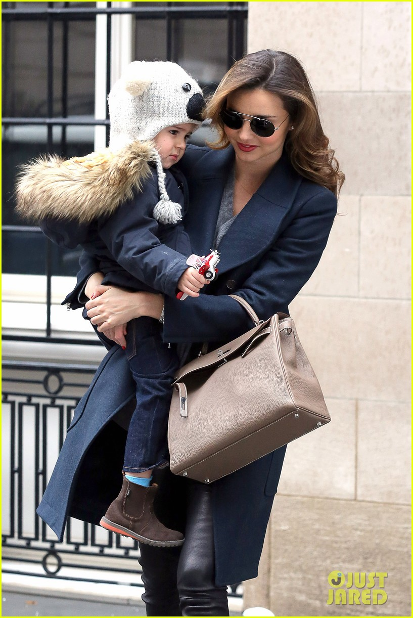 miranda kerr takes flynn to orlando blooms on his 3rd birthday 04