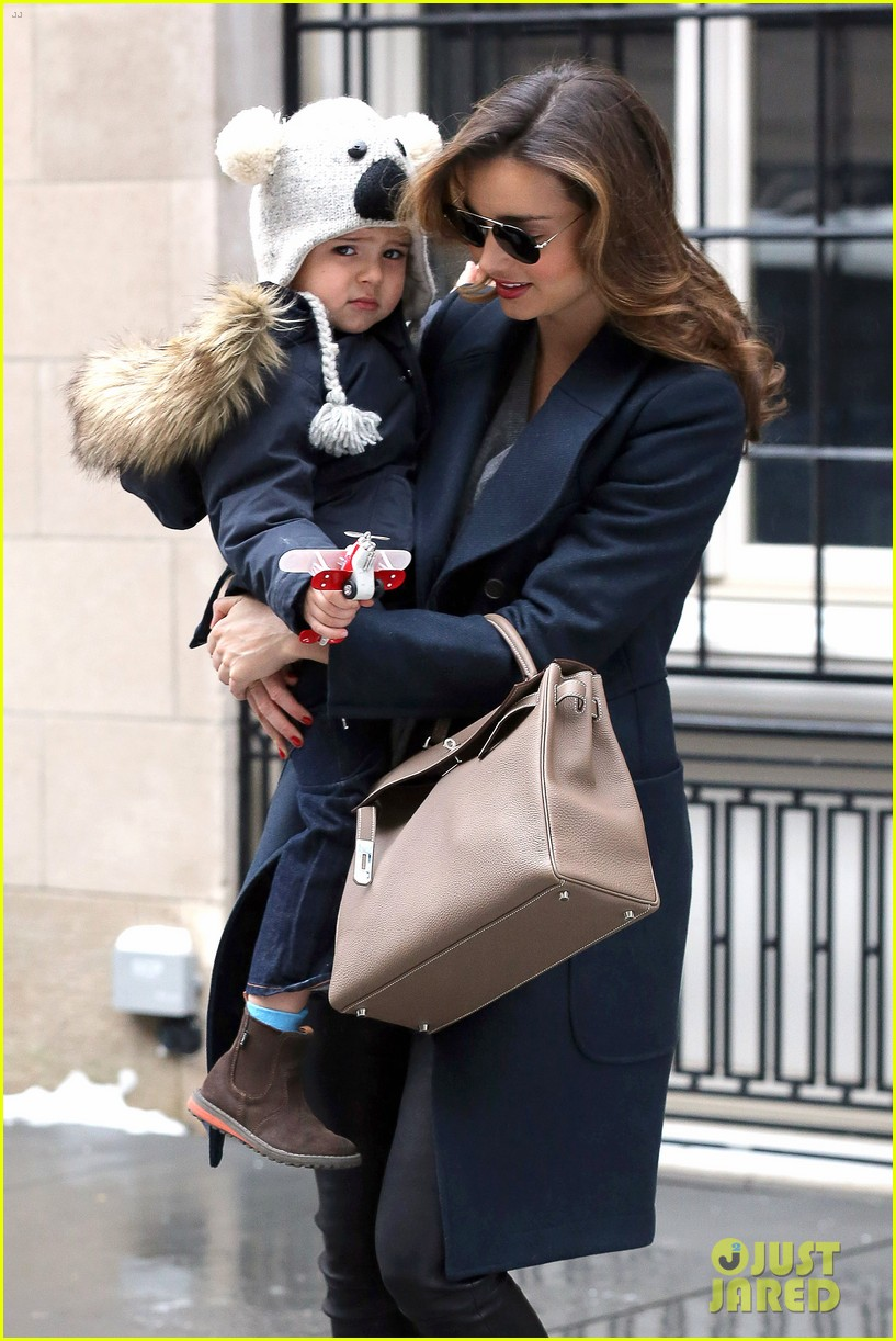 miranda kerr takes flynn to orlando blooms on his 3rd birthday 14