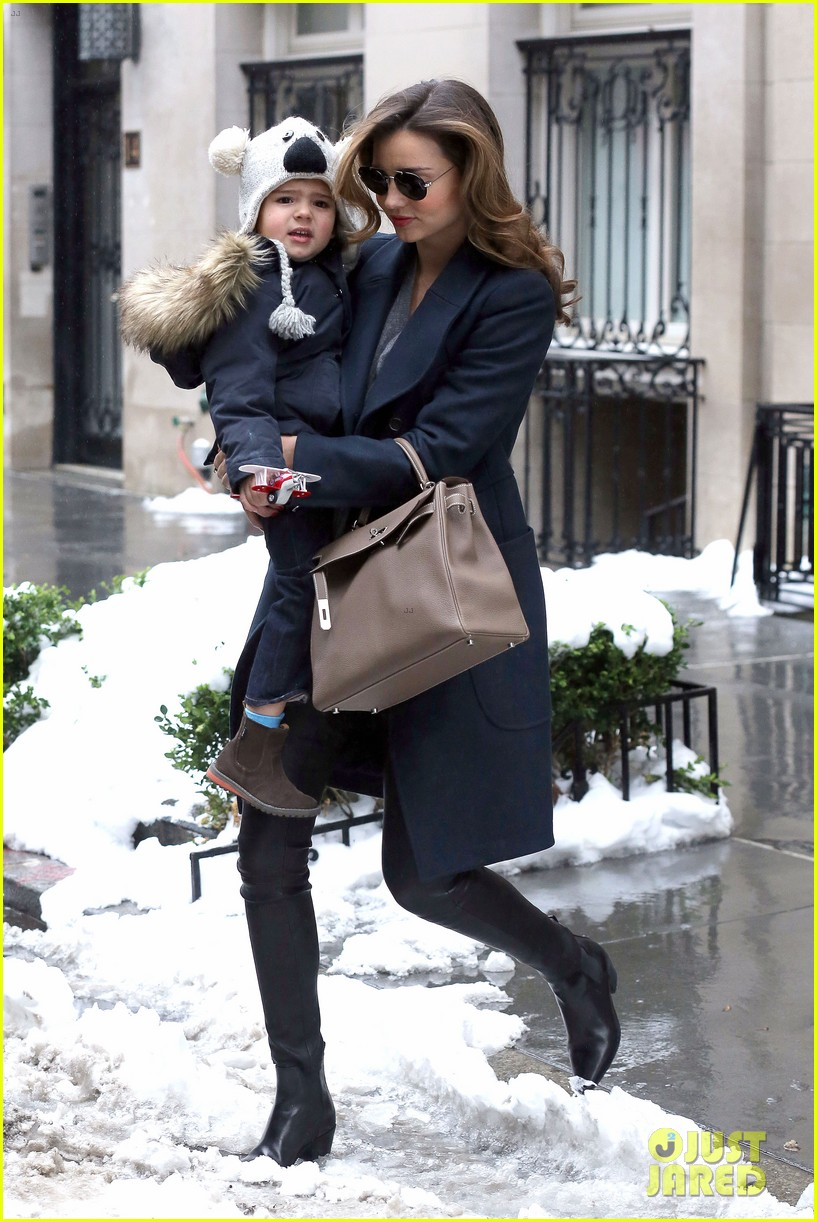miranda kerr takes flynn to orlando blooms on his 3rd birthday 233023701