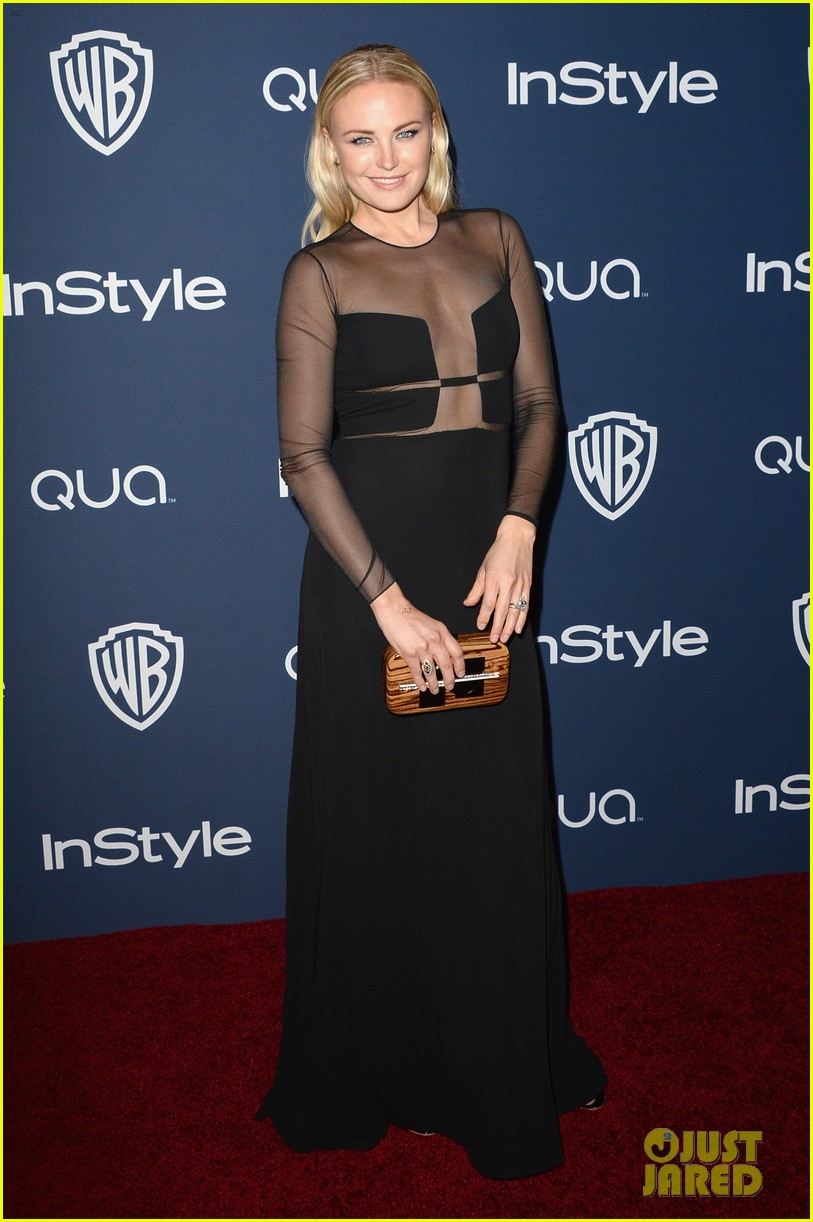 jaime king malin alerman instyle golden globes party 2014 05