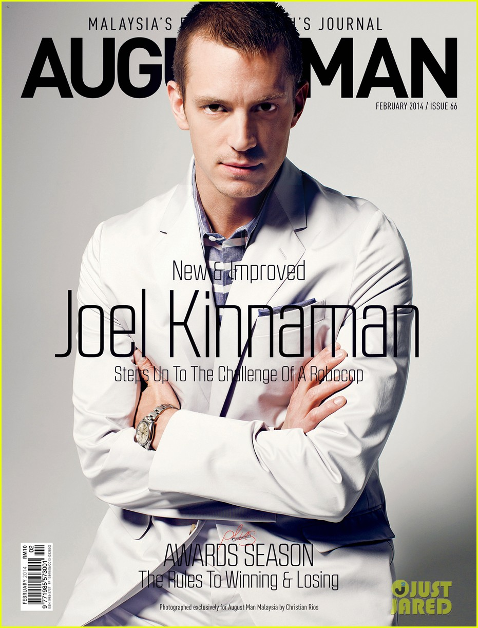 joel kinnaman covers august man malaysia february 2014 01