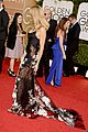heidi klum golden globes 2014 red carpet 10