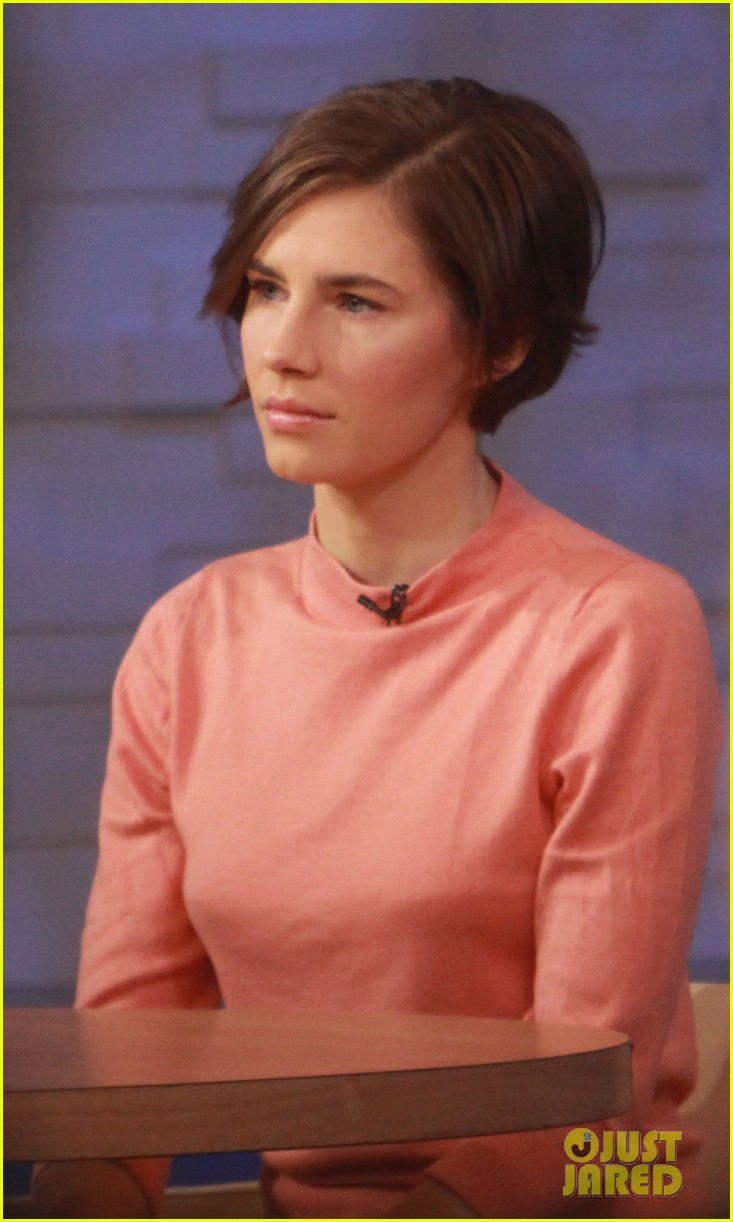 amanda knox on gma i will never go back to italy 063044858