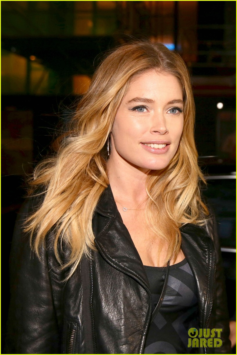 doutzen kroes bjorn borg fashion show 05