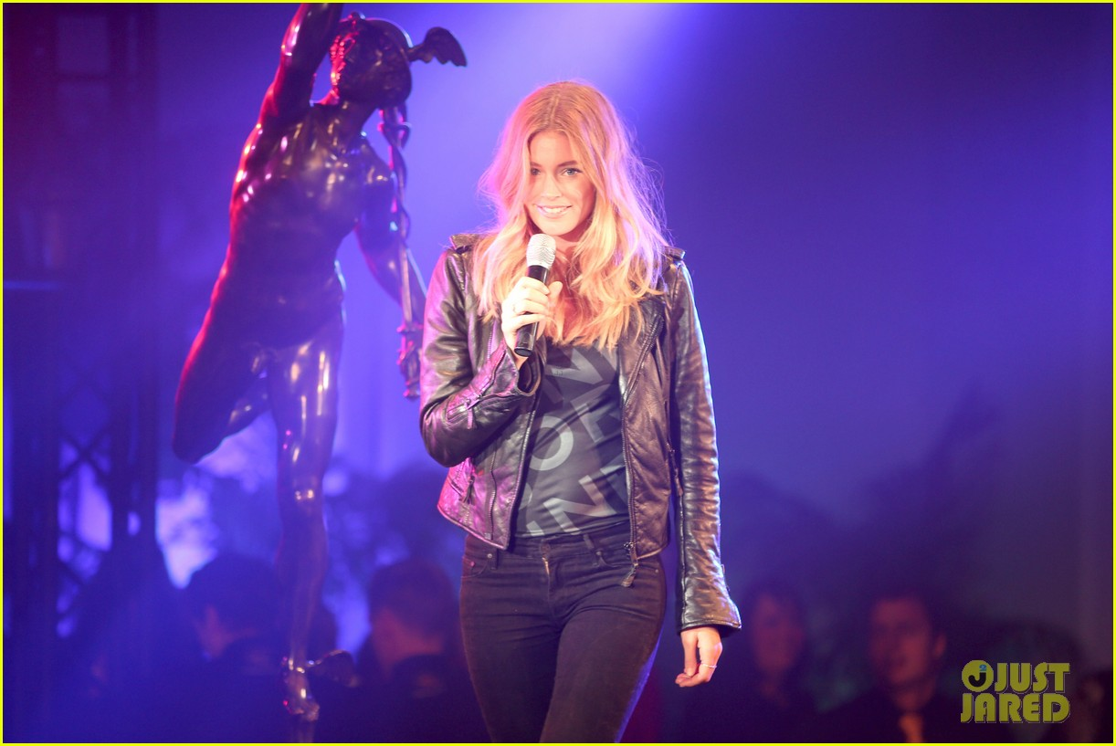 doutzen kroes bjorn borg fashion show 093038422