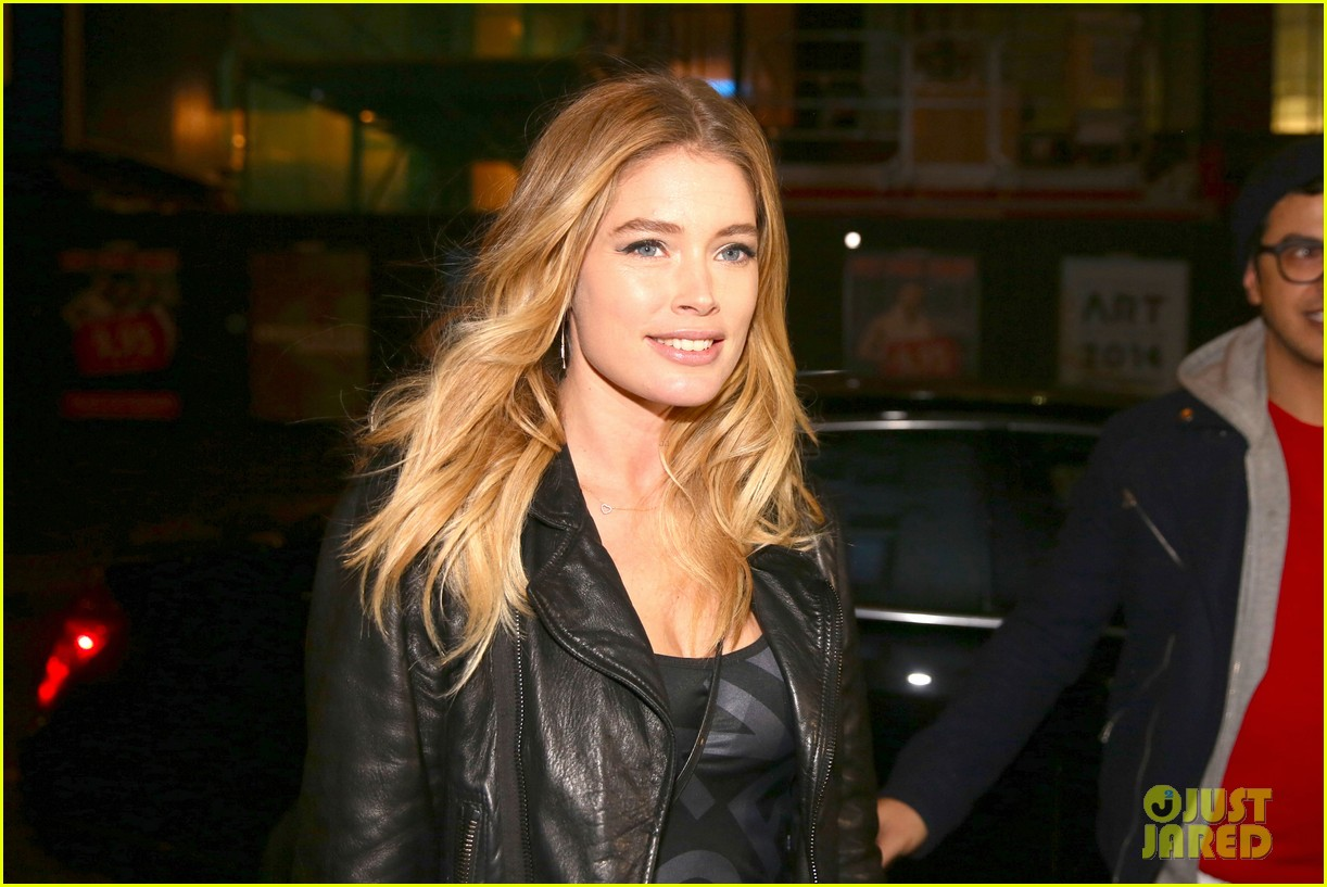 doutzen kroes bjorn borg fashion show 113038424