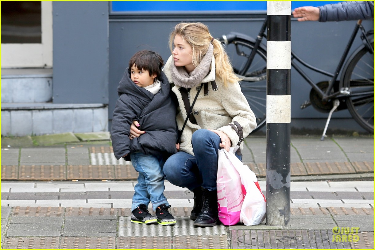 doutzen kroes netherlands shopping with phyllon 14