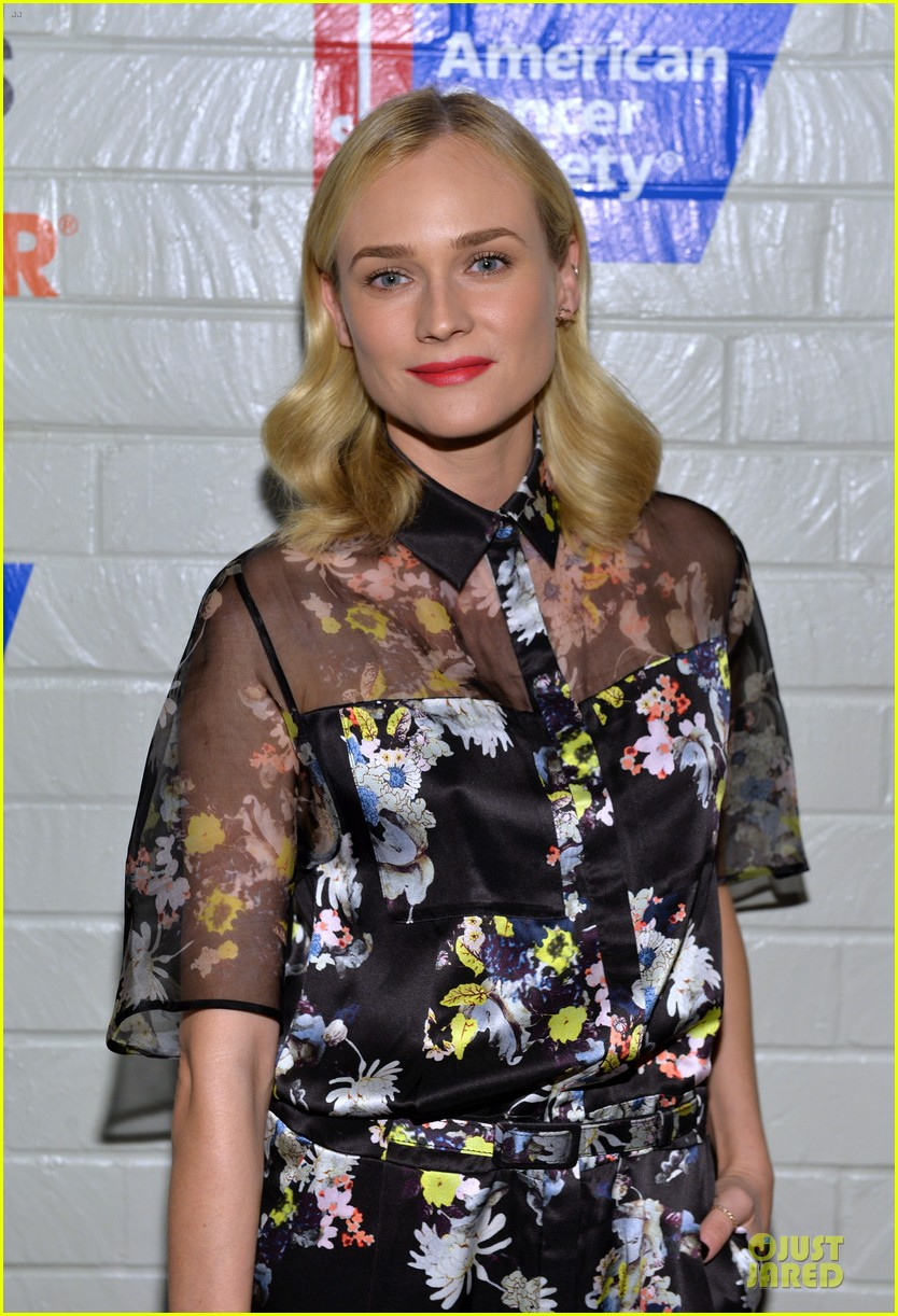 diane kruger joshua jackson hollywood stands up to cancer gala 09