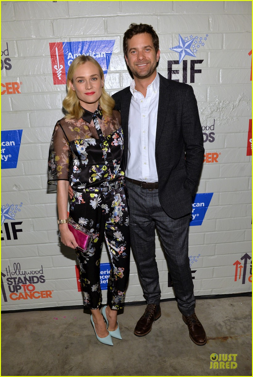 diane kruger joshua jackson hollywood stands up to cancer gala 123043211