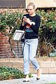 diane kruger wears no makeup looks fresh faced for errand run 06