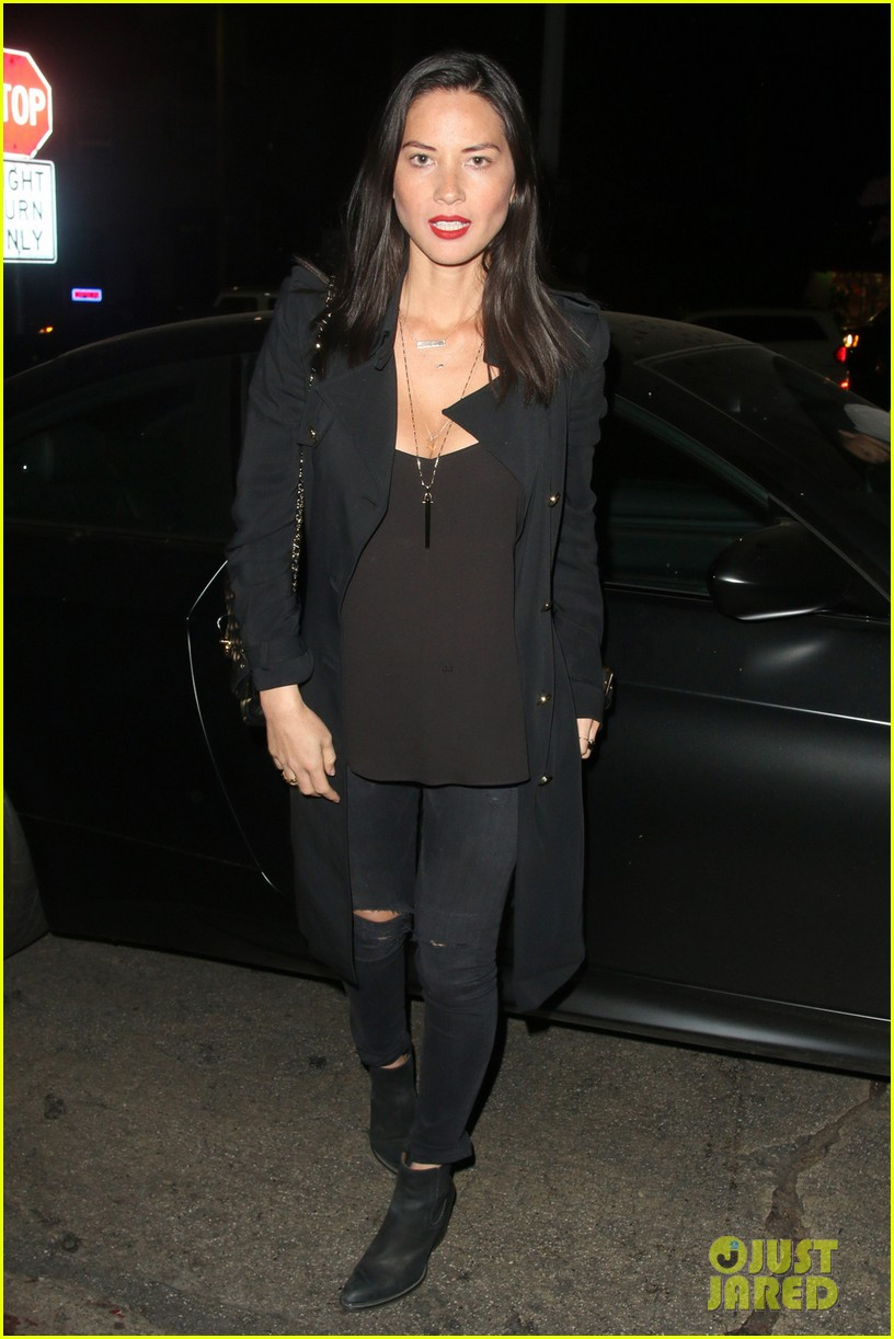 olivia munn adam lambert chateau marmont night out 073042054