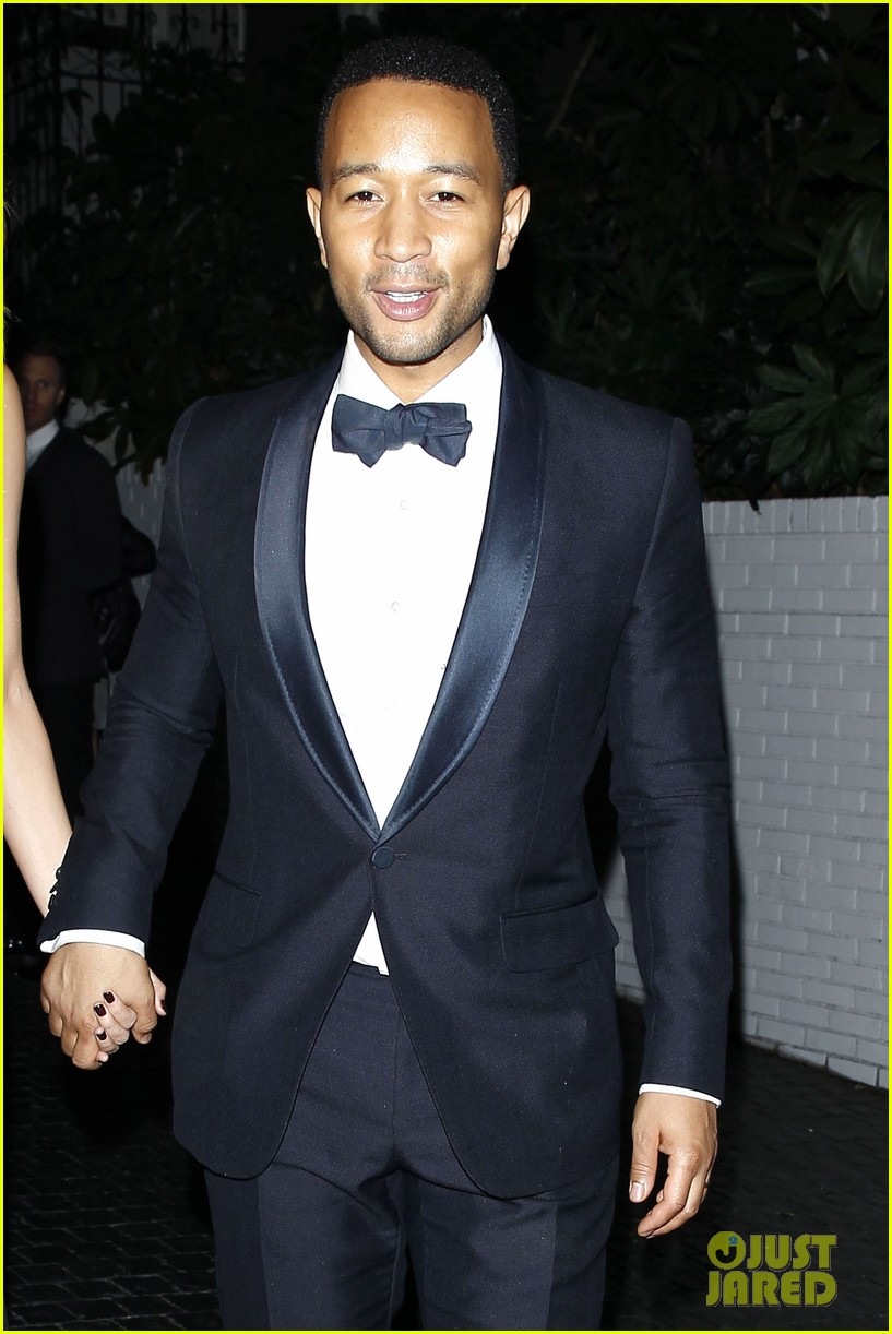 john legend chrissy teigen grammys 2014 after party 04
