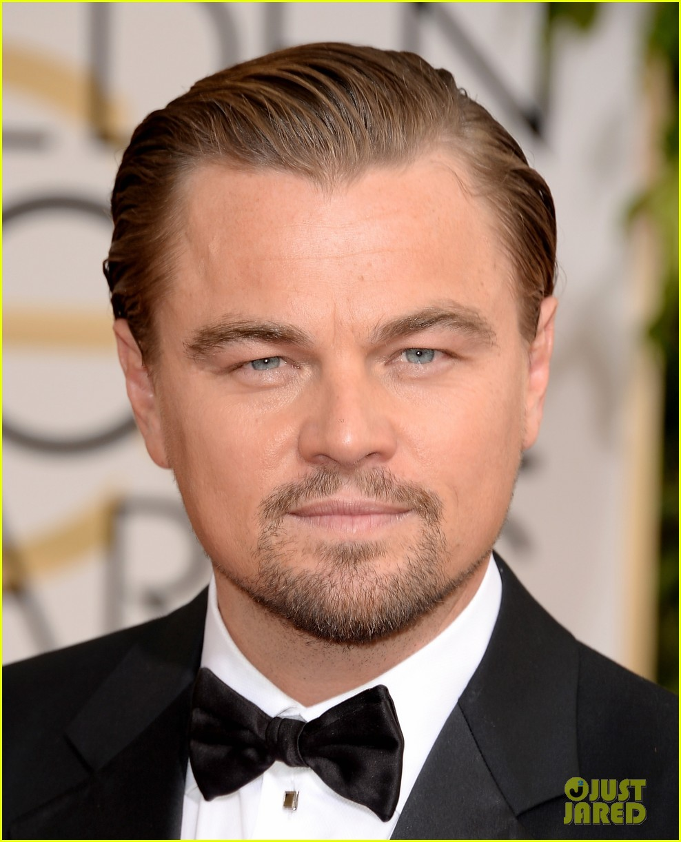 leonardo dicaprio golden globes 2014 with martin scorsese 023029496