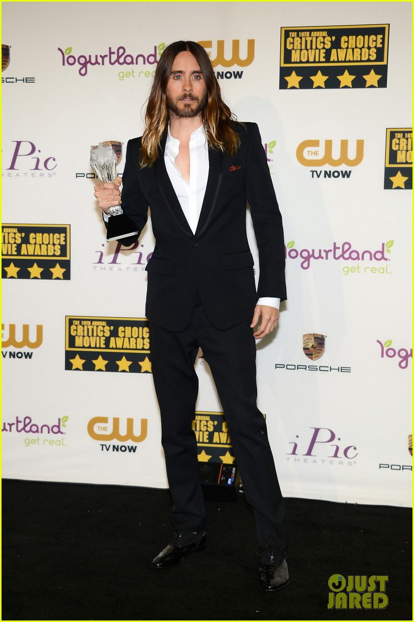 jared leto critics choice movie awards 2014 053033069