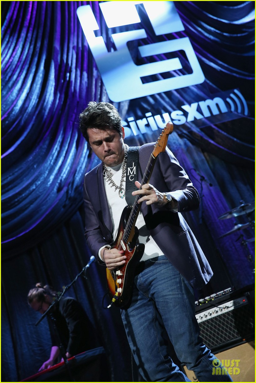 adam levine john mayer rockers at howard stern birthday bash 123045273