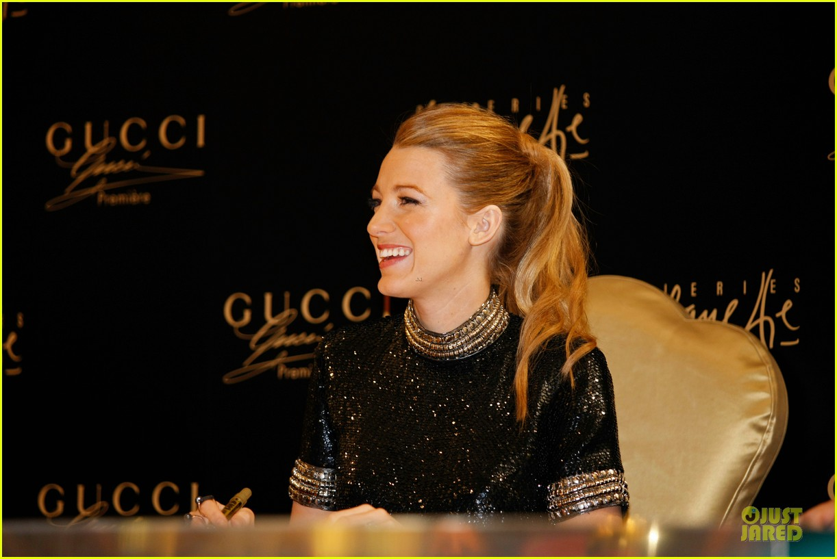 blake lively gucci premiere photo call 063022133