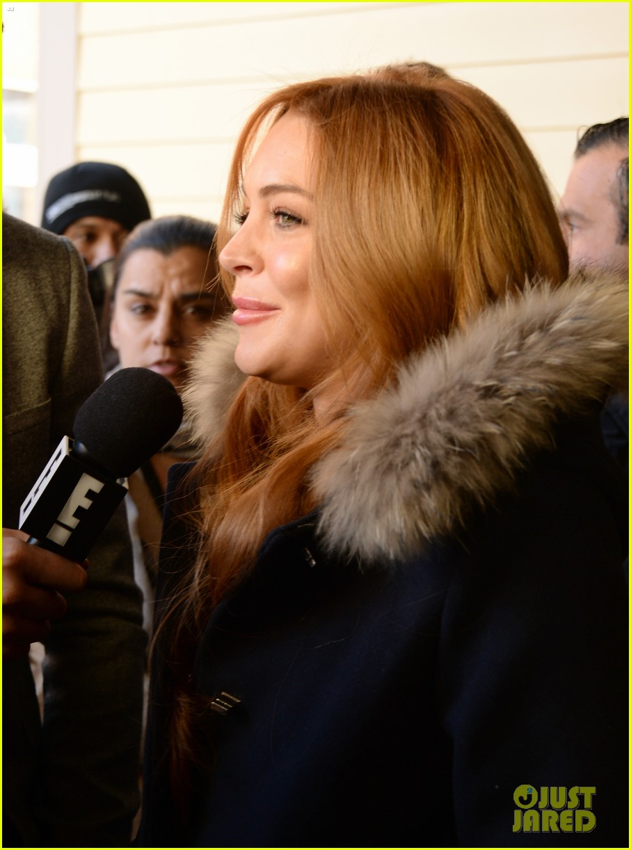 lindsay lohan announces new film inconceivable at sundance 10