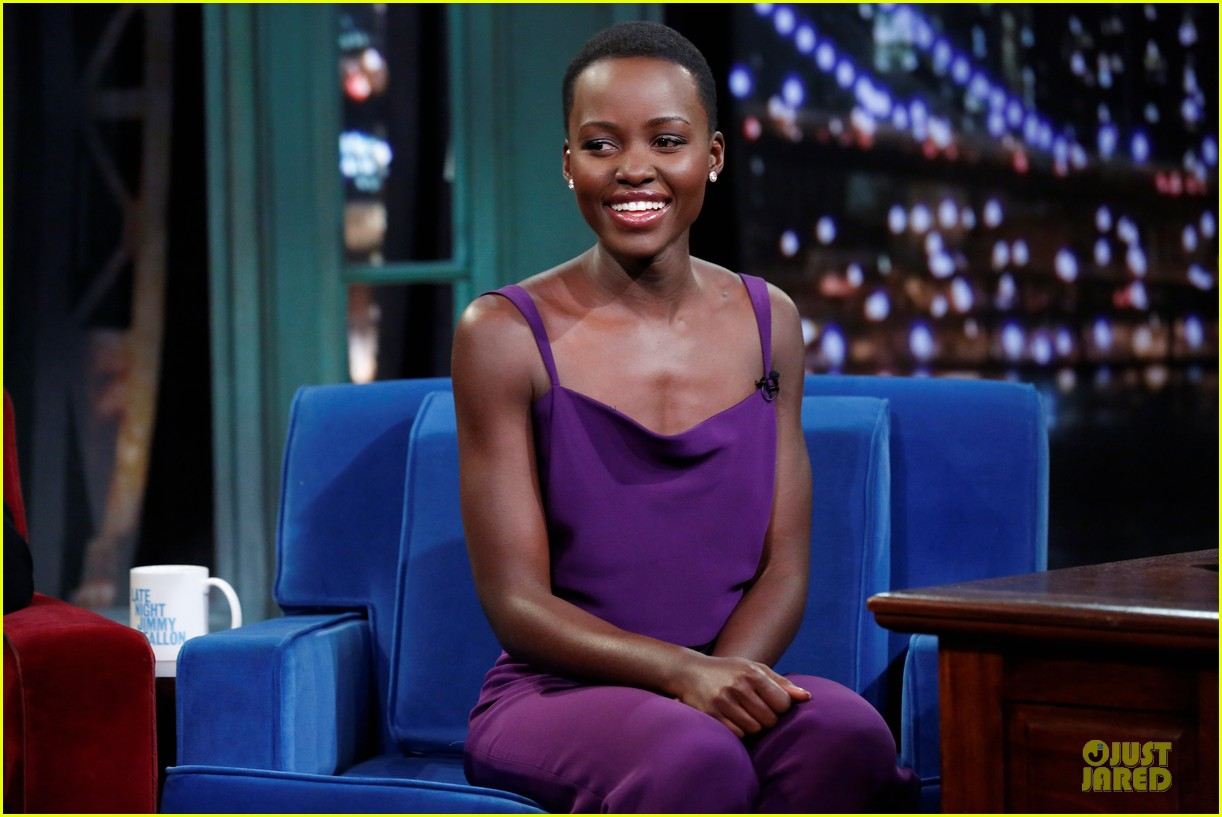 lupita nyongo talks oscars nomination on queen latifah show 02