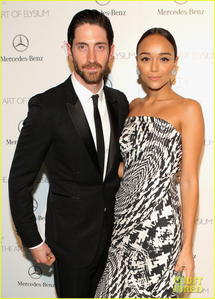 ashley madekwe jesse metcalfe art of elysium gala 2014 02