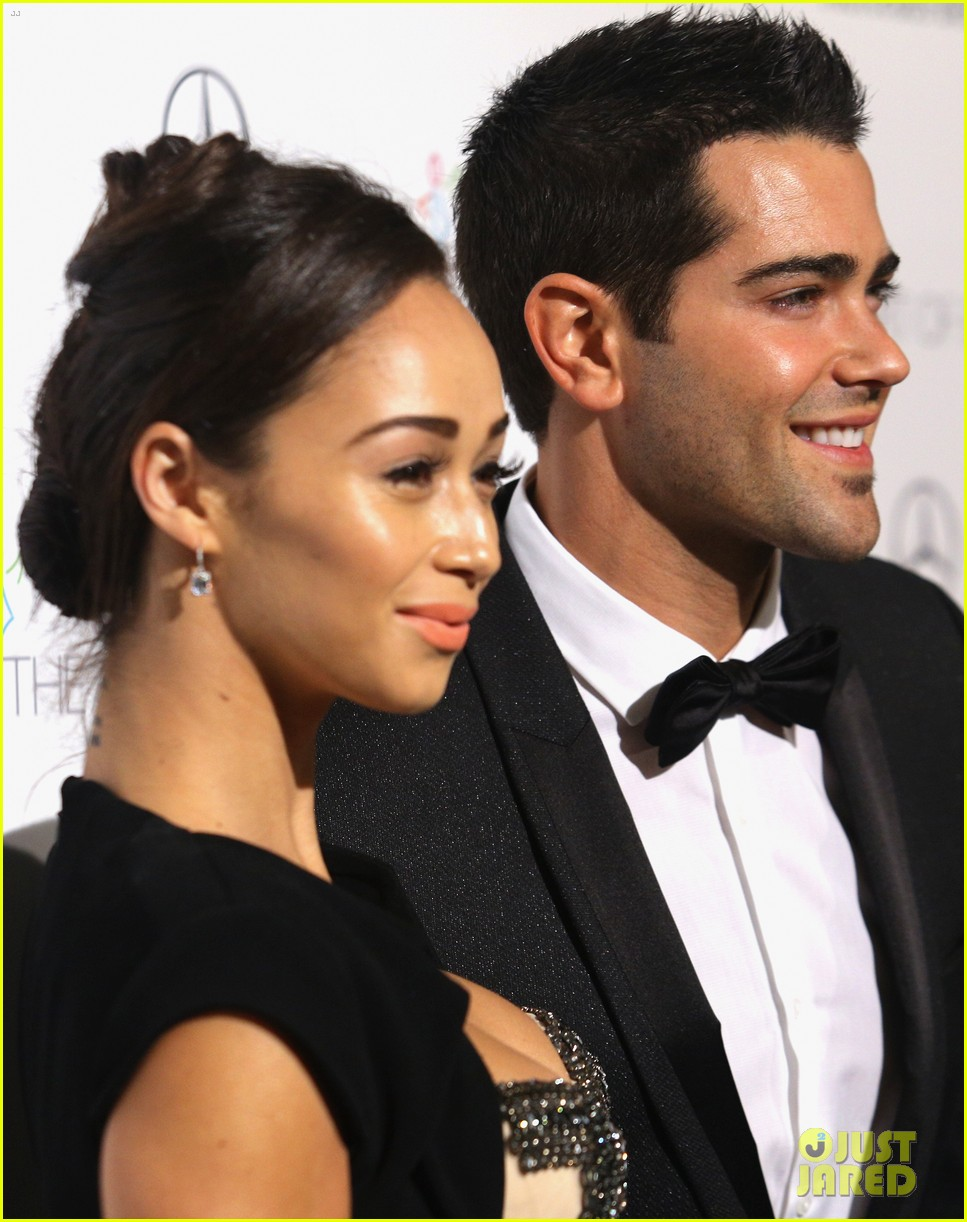 ashley madekwe jesse metcalfe art of elysium gala 2014 103028523