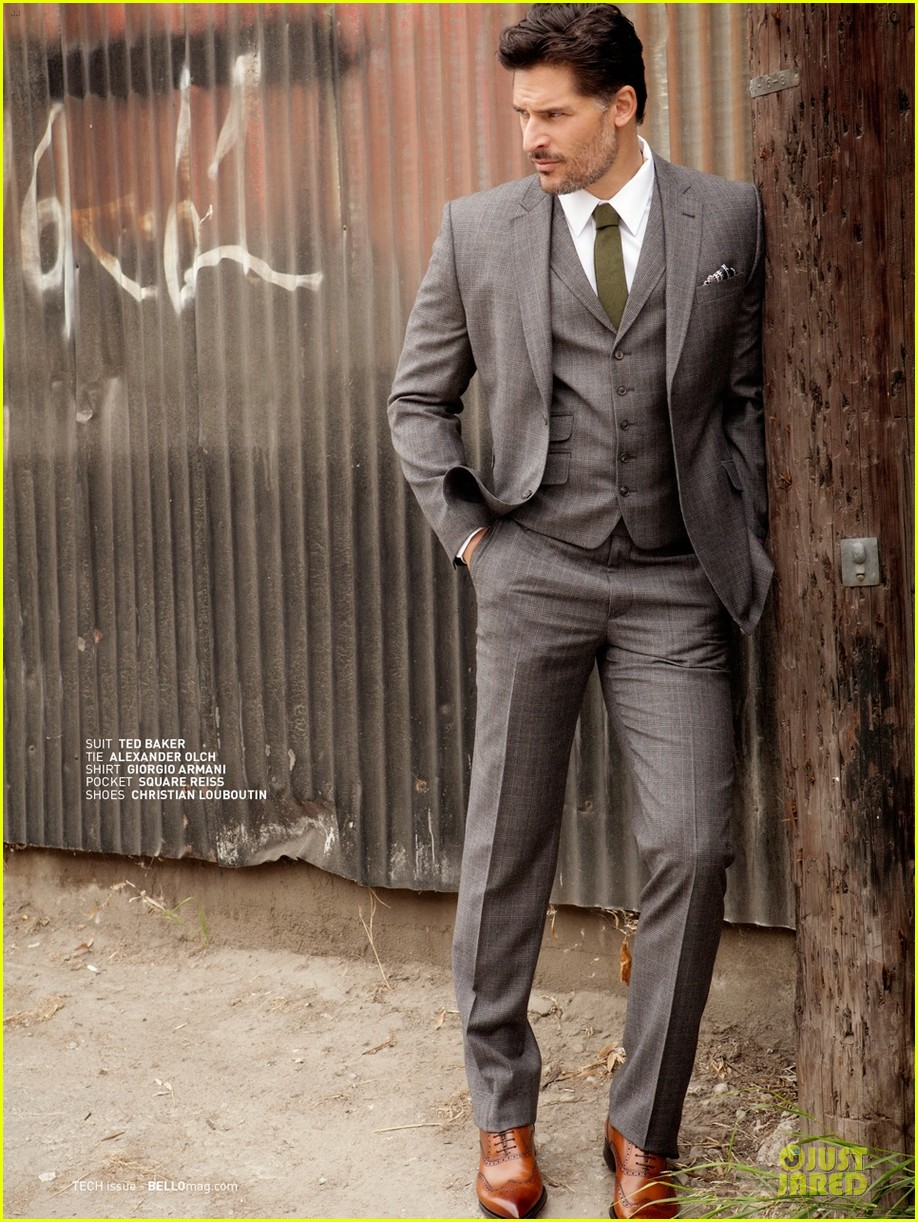 joe manganiello covers bello magazine january 2014 033027770