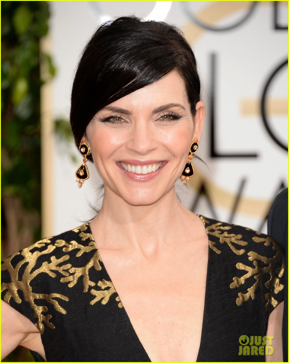 julianna margulies golden globes 2014 red carpet 053029469