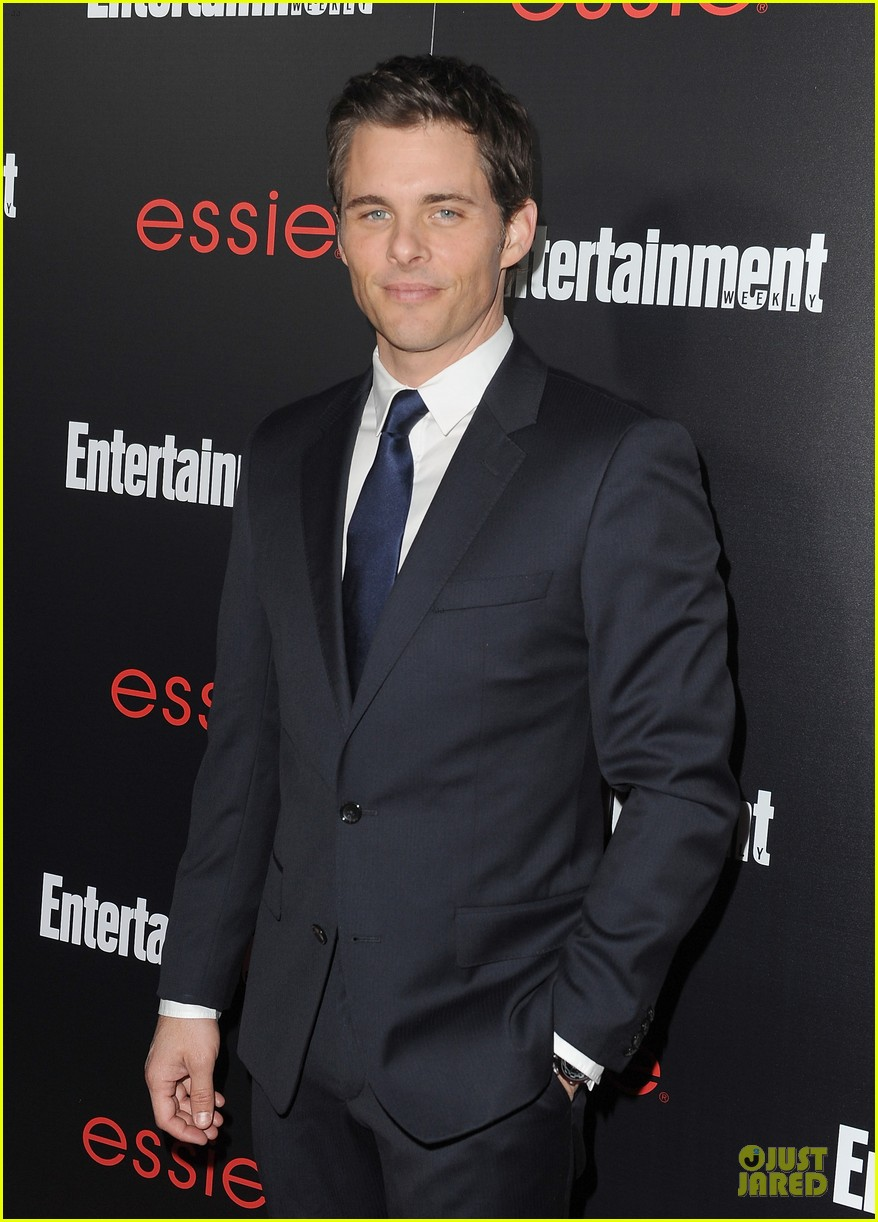 james marsden jessica szohr ew sag nominees party 203034303