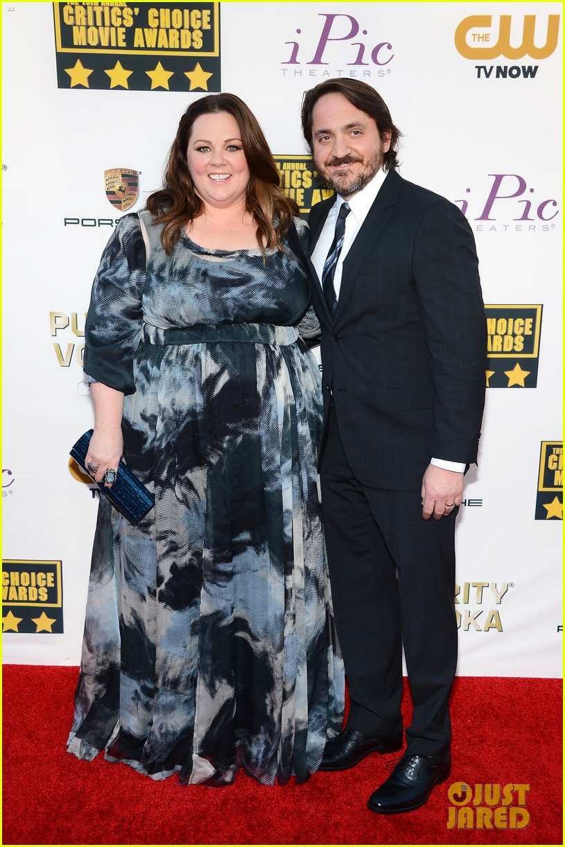 melissa mccarthy ben falcone critics choice awards 2014 063032933