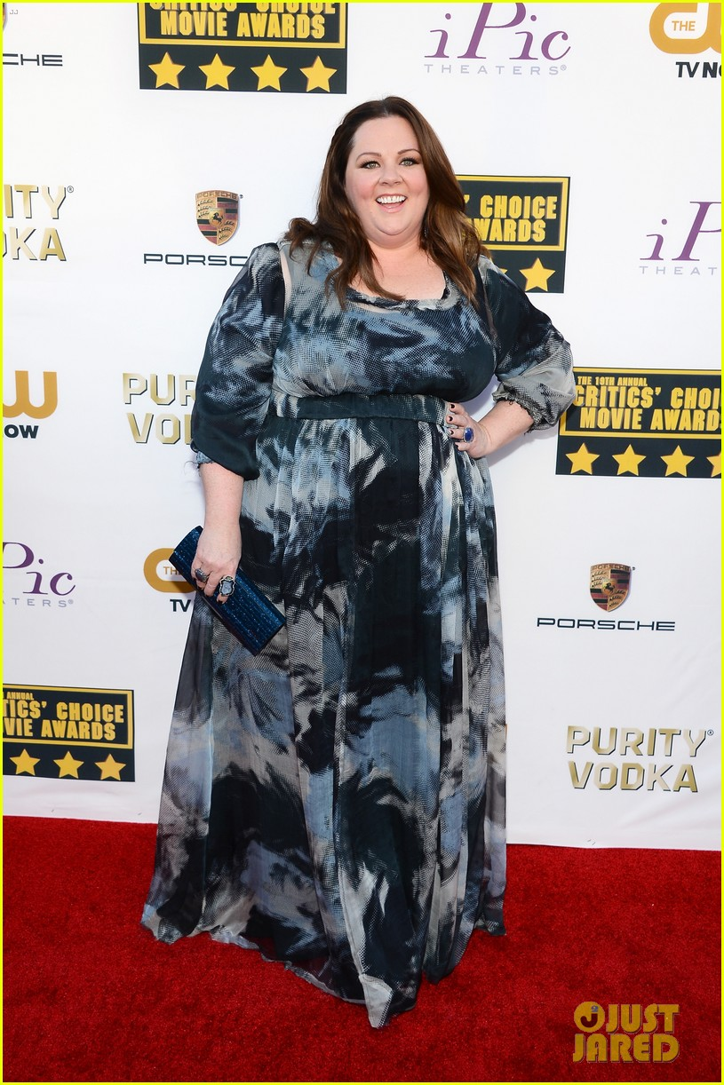 melissa mccarthy ben falcone critics choice awards 2014 10