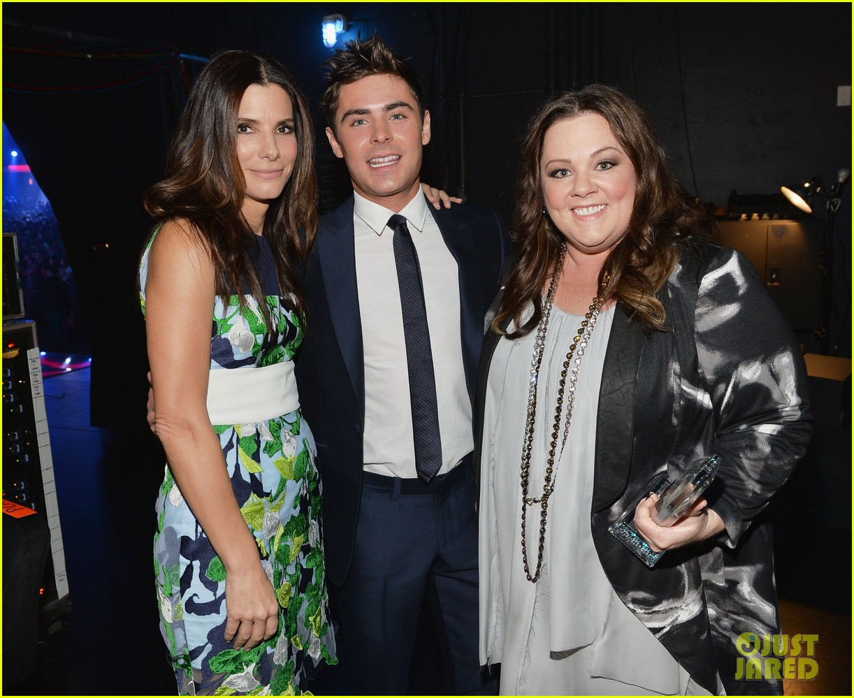 melissa mccarthy sandra bullock peoples choice awards 2014 02
