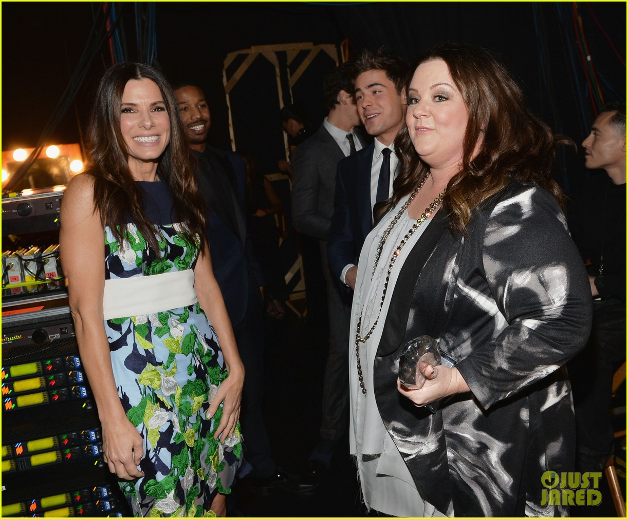 melissa mccarthy sandra bullock peoples choice awards 2014 14