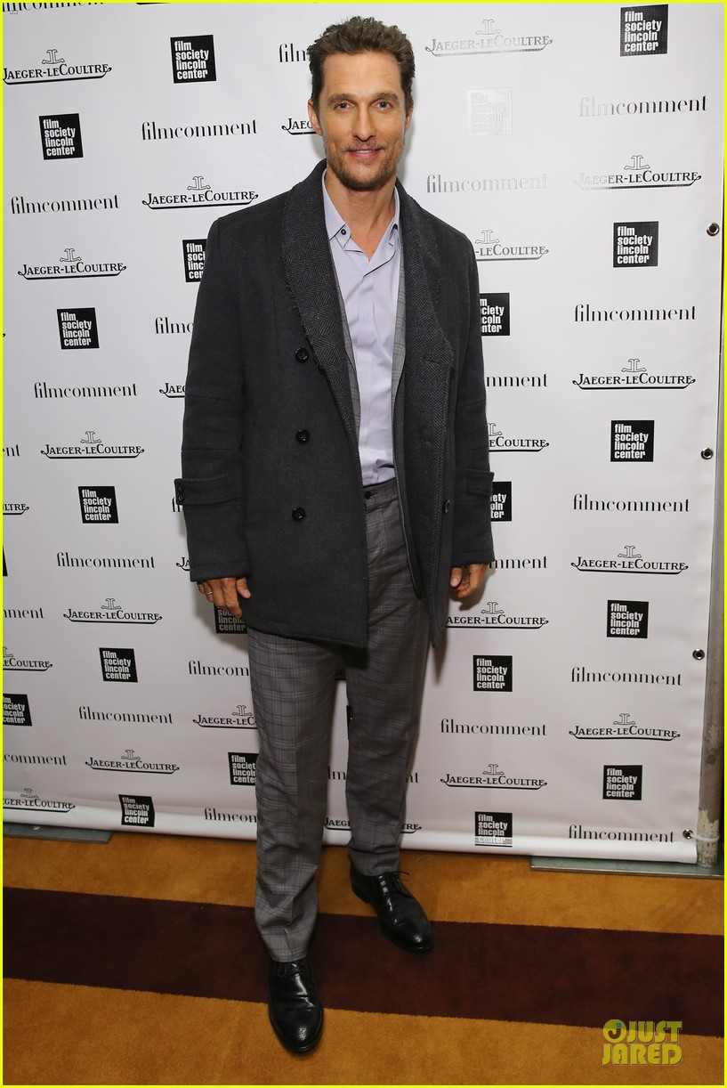 matthew mcconaughey lincoln center luncheon 01