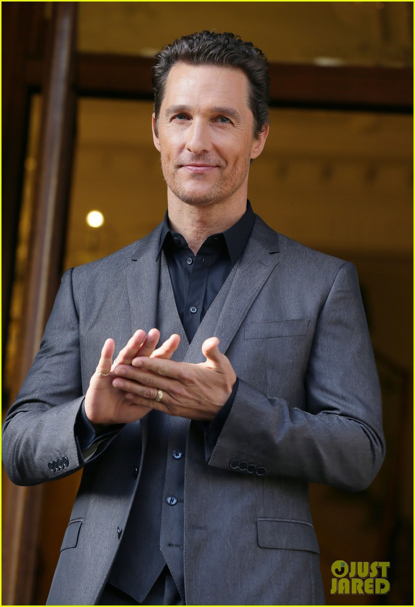 matthew mcconaughey dallas buyers club rome photo call 043042728