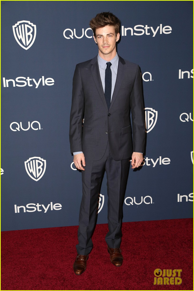 ben mckenzie scott eastwood instyle golden globes party 2014 13
