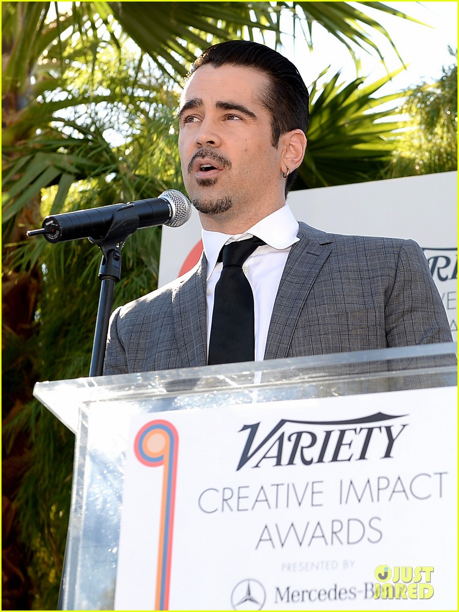 colin farrell melissa mccarthy variety impact awards directors to watch brunch 22