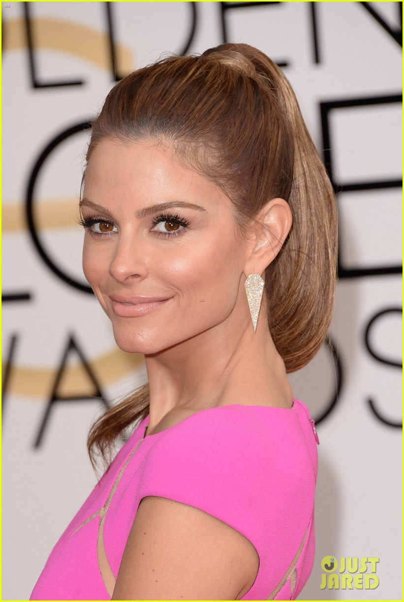 maria menounos golden globes 2014 red carpet 15
