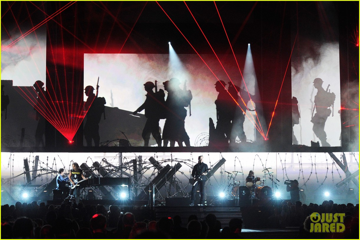 metallica one with lang lang at grammys 2014 video 193041713
