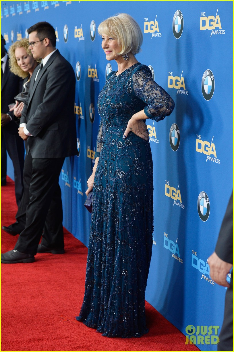 helen mirren tom hanks dga awards 2014 06