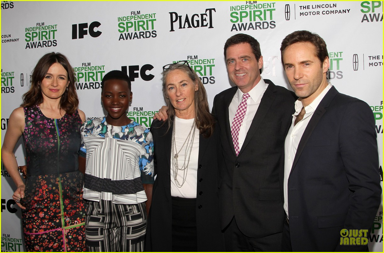 lupita nyongo emily mortimer spirit awards nominees brunch 183028063