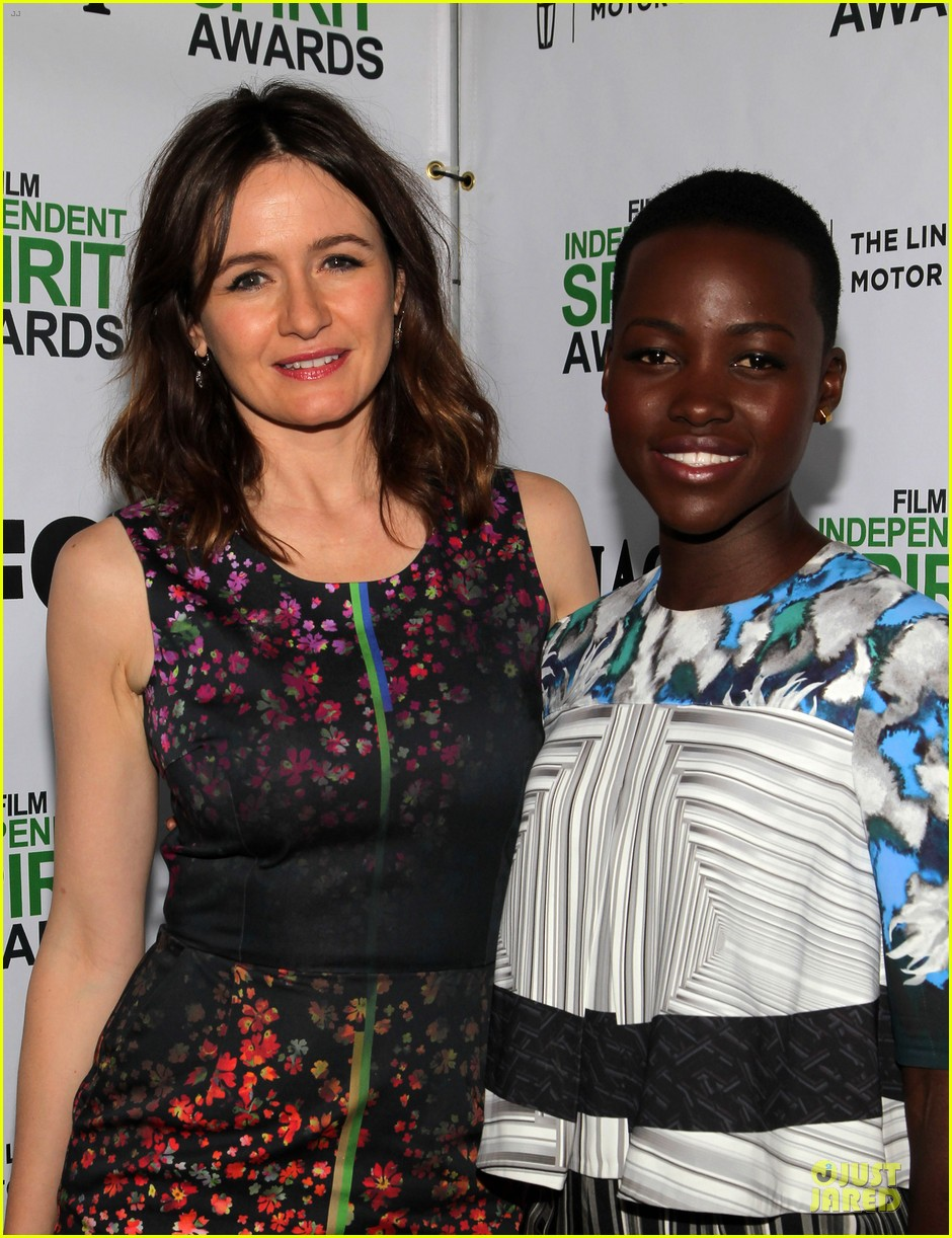 lupita nyongo emily mortimer spirit awards nominees brunch 21