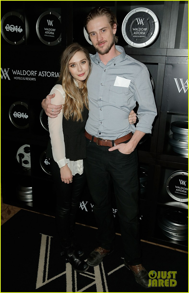 elizabeth olsen boyd holbrook little accidents cast party 053037585