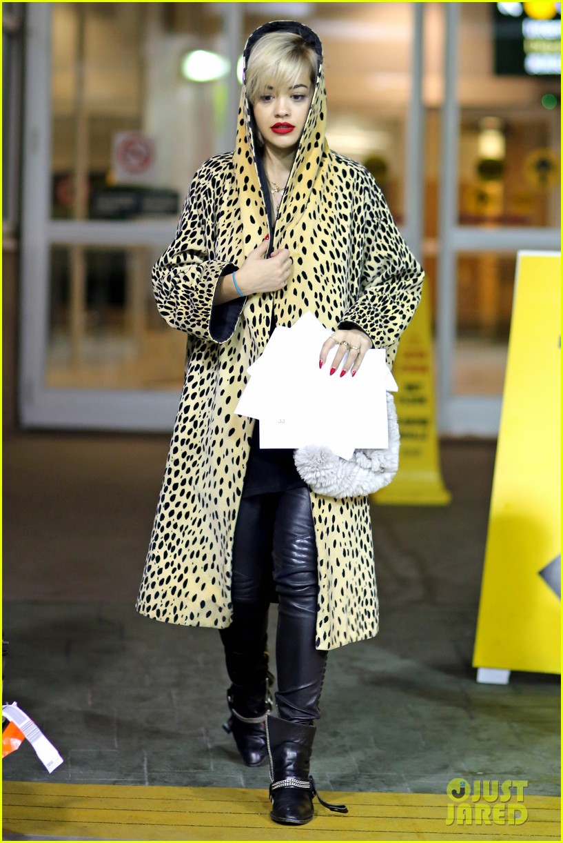 rita ora flies to vanouver to begin fifty shades of grey 193031871