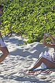 olivia palermo johannes huebl kissing after engagement 16