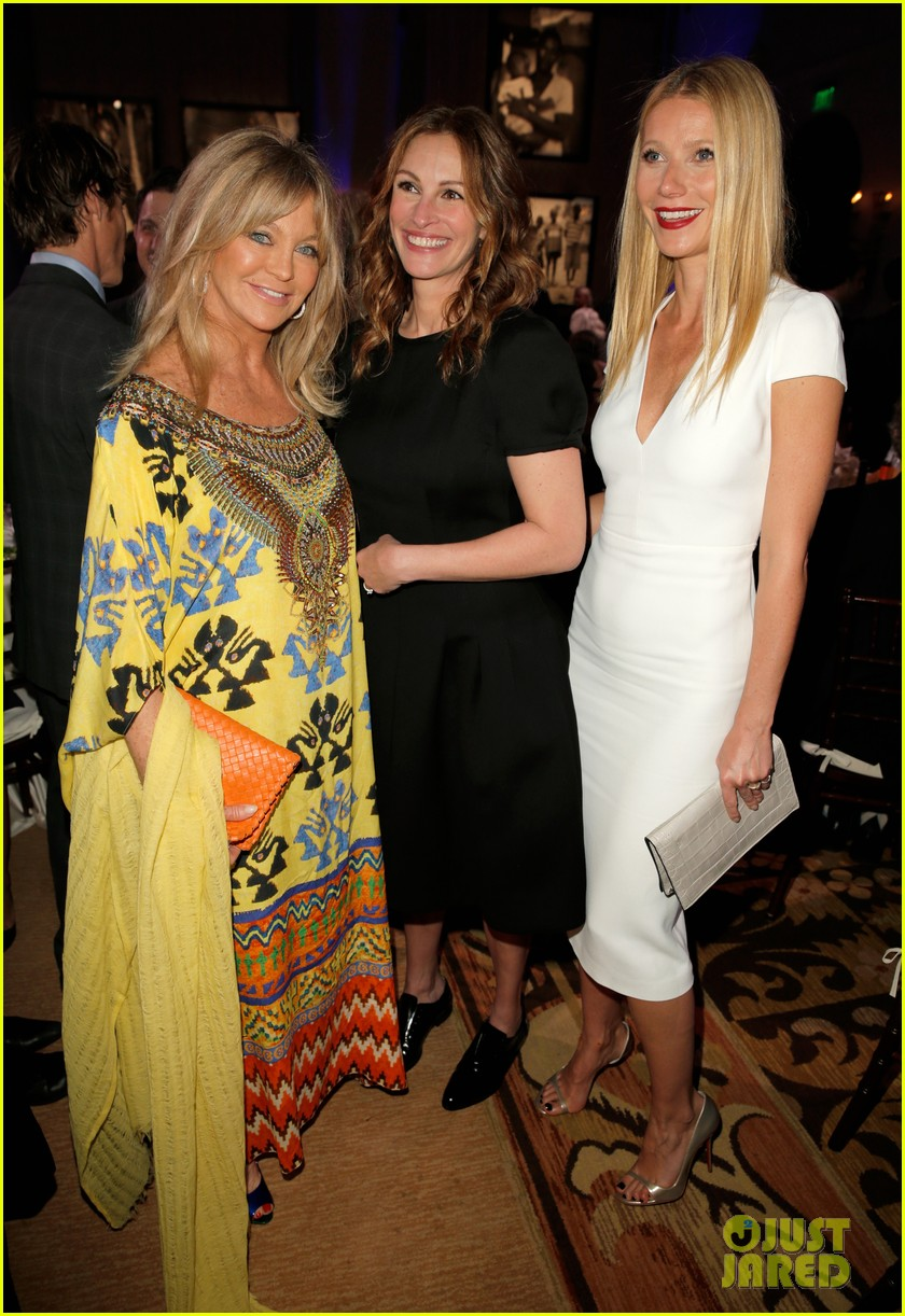 gwyneth paltrow julia roberts help haiti home gala 2014 013028433